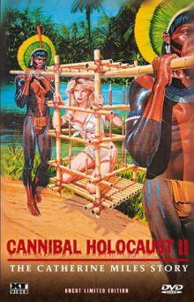 Amazonia: Cannibal Holocaust 2 (Große Hartbox, Limitiert auf 666 Stück) (1984) [FSK 18]
