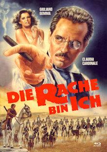 Die Rache bin ich (Limited Mediabook, Blu-ray+DVD, Cover B) (1977) [FSK 18] [Blu-ray]