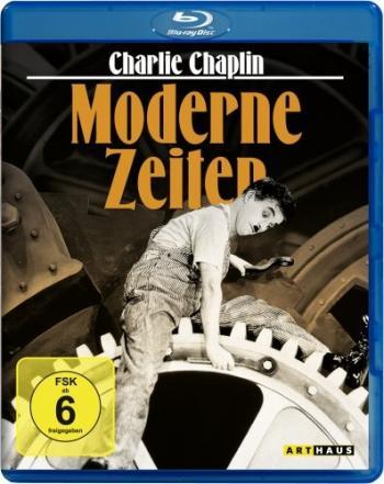 Moderne Zeiten (1936) [Blu-ray] [Gebraucht - Zustand (Sehr Gut)]