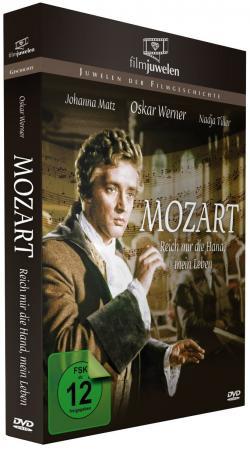 Mozart - Reich mir die Hand, mein Leben (1955)