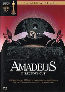 Amadeus - Special Edition (Directors Cut, 2 DVDs) (1984)