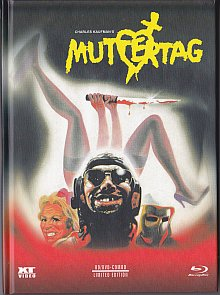 Muttertag (Limited Mediabook, Blu-ray+DVD, Cover C) (1980) [FSK 18] [Blu-ray]
