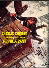 Nevada Pass (Limited Mediabook, Blu-ray+DVD, Cover A) (1975) [Blu-ray]