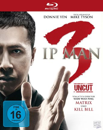 IP Man 3 (2015) [Blu-ray]