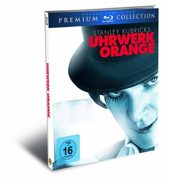 Uhrwerk Orange (2 Disc Premium Collection) (1971) [Blu-ray]