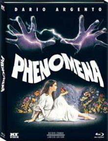Phenomena (DVD + Blu-ray, Mediabook) (1985) [FSK 18] [Blu-ray]