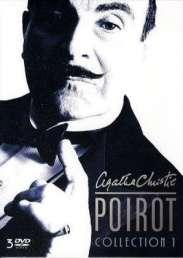 Agatha Christie - Poirot Collection 1 (3 DVDs)