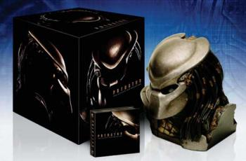 Predator (Limited Deluxe Head Edition, 6 DVDs) [FSK 18] [UK Import]