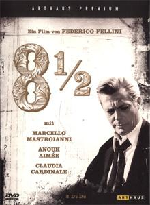 8 1/2 (Arthaus Premium Edition, 2 DVDs) (1963)