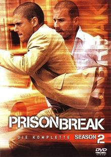 Prison Break - Die komplette Season 2 (6 DVDs)