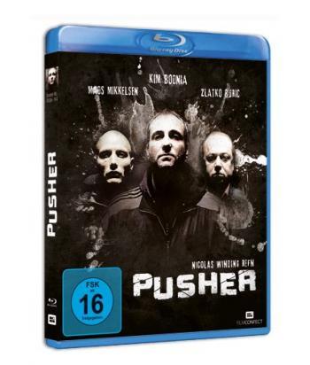 Pusher (1996) [Blu-ray]