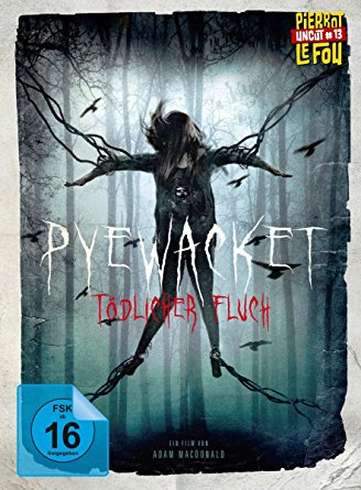 Pyewacket - Tödlicher Fluch (Limited Mediabook, Blu-ray+DVD) (2017) [Blu-ray]