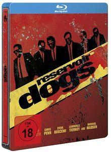 Reservoir Dogs (Limited Steelbook) (1992) [FSK 18] [Blu-ray]