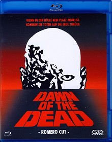 Dawn Of The Dead (Romero Cut) (1978) [FSK 18] [Blu-ray]