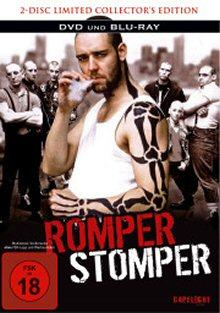 Romper Stomper (Limited Mediabook, DVD+Blu-ray) (1992) [FSK 18] [Blu-ray]