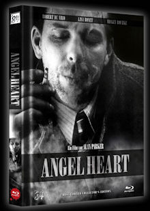 Angel Heart (Limited Mediabook, Blu-ray+DVD, Cover D) (1987) [Blu-ray]