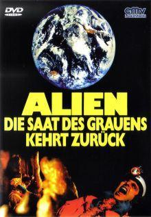 Alien - Die Saat des Grauens kehrt zurück (Cover A) (1980) [FSK 18]