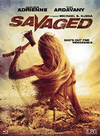 Savaged (Uncut Limited Mediabook, Blu-ray+DVD) (2013) [FSK 18] [Blu-ray]