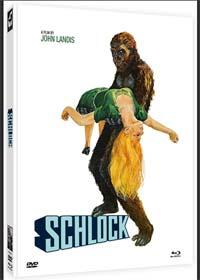 Schlock - Das Bananenmonster (Limited Mediabook, Blu-ray+DVD) (1973) [Blu-ray]