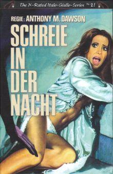 SCHREIE IN DER NACHT (Deutsche Kinofassung & Italienische Alternativversion) (Große Limitierte Hartbox) (1969) [FSK 18]