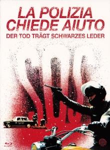 Der Tod trägt schwarzes Leder (+Bonus DVD) (1974) [FSK 18] [Blu-ray]