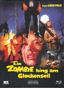 Ein Zombie hing am Glockenseil (Limitiertes Mediabook, Blu-ray+DVD, Cover A) (1980) [FSK 18] [Blu-ray]