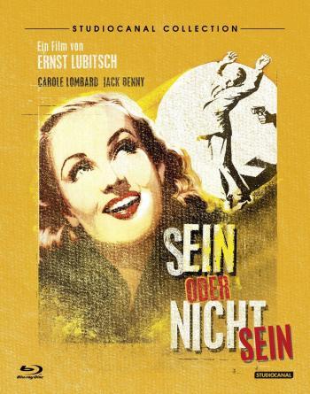 Sein oder Nichtsein - StudioCanal Collection (1942) [Blu-ray]