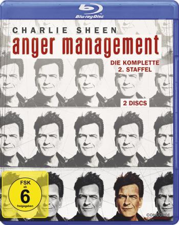 Anger Management - Die komplette 2. Staffel (2 Discs) [Blu-ray]