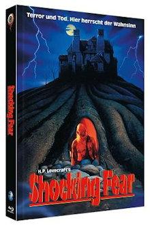 Lurking Fear (Limited Mediabook, Blu-ray+DVD, Cover A) (1994) [FSK 18] [Blu-ray]