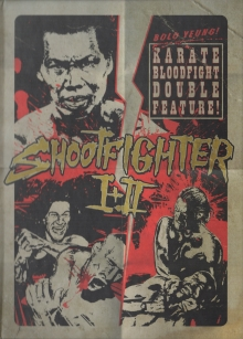 Shootfighter 1+2 (Limited Mediabook, 2 Blu-ray's+2 DVDs) [FSK 18] [Blu-ray]