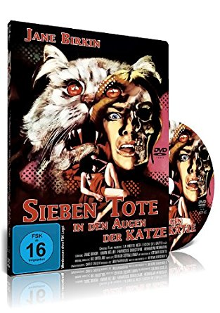 7 Tote in den Augen der Katze (Uncut) (1973)