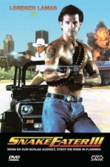 Snake Eater 3 (Große Hartbox, Cover B) (1992) [FSK 18]