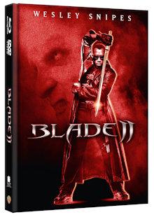 Blade 2 (Limited Mediabook, Blu-ray+DVD) (2002) [FSK 18] [Blu-ray]