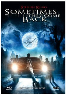 Manchmal kommen sie wieder (Limited Mediabook, Blu-ray+DVD, Cover A) (1991) [Blu-ray]