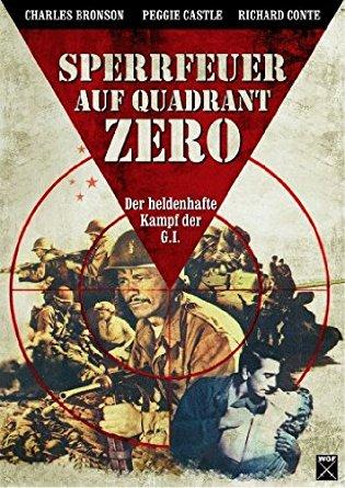 Sperrfeuer auf Quadrant Zero (1955) [Gebraucht - Zustand (Sehr Gut)]