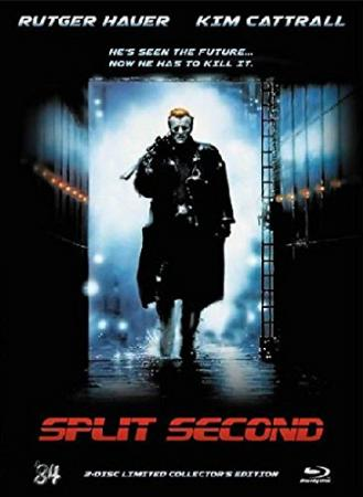 Split Second (Limited Mediabook, Blu-ray+2 DVDs) (1992) [FSK 18] [Blu-ray]