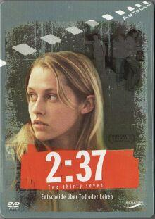2:37 - Two thirty seven (2 DVDs Special Edition im Steelbook) (2006)
