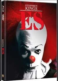Stephen Kings Es (Limited Mediabook, Blu-ray+DVD) (1990) [Blu-ray]