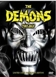The Demons Trilogy (Limited 3 Disc Collection, Limitiert auf 999 Stück) [FSK 18]