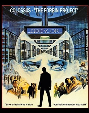 Colossus - The Forbin Project (Limited Collector's Edition, 2 Blu-ray's+DVD) (1970) [Blu-ray]