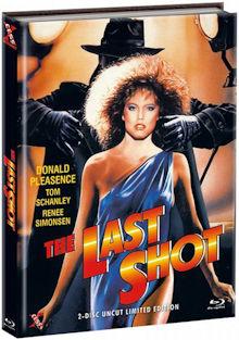 Sotto il vestito niente (The Last Shot) (Limited Mediabook, Blu-ray+DVD, Cover A) (1985) [FSK 18] [Blu-ray]