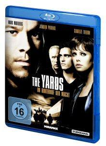 The Yards - Im Hinterhof der Macht (Director's Cut) (2000) [Blu-ray]