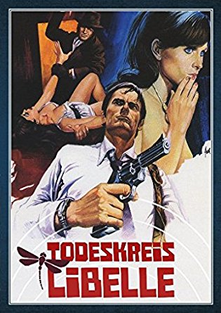 Todeskreis Libelle (Limited Edition, Blu-ray+DVD) (1974) [FSK 18] [Blu-ray]
