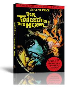 Der Todesschrei der Hexen (2 DVDs Limited Mediabook) (1970) [FSK 18]