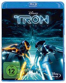 TRON Legacy (2010) [Blu-ray] [Gebraucht - Zustand (Sehr Gut)]