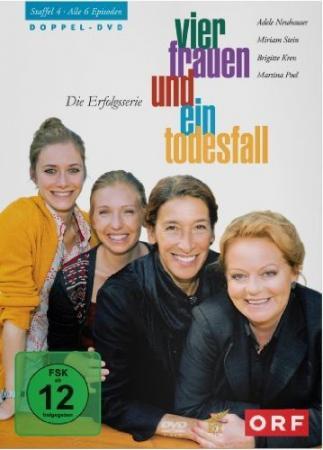 Vier Frauen und ein Todesfall - Staffel 4 (2 DVDs)