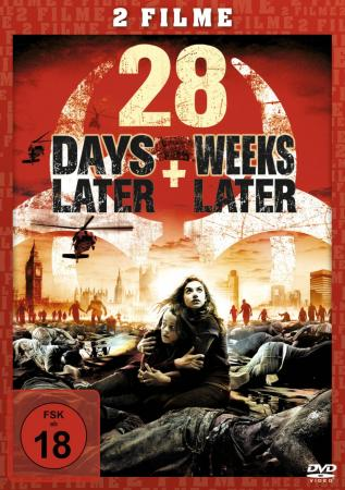 28 Days Later / 28 Weeks Later [FSK 18]