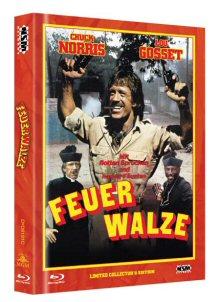 Feuerwalze (Limited Mediabook, Blu-ray+DVD, Cover C) (1986) [FSK 18] [Blu-ray]