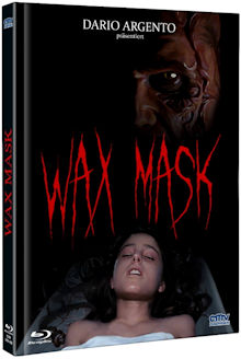 Wax Mask (Limited Mediabook, Blu-ray+DVD, Cover A) (1997) [FSK 18] [Blu-ray]