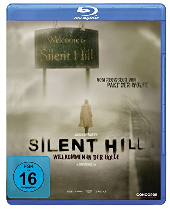 Silent Hill (2006) [Blu-ray]